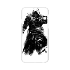 Assassins Creed Black Flag Tshirt Apple Seamless iPhone 6/6S Case (Transparent)