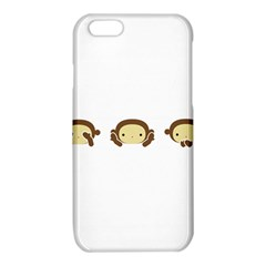 Three Wise Monkeys iPhone 6/6S TPU Case