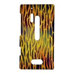 Colored Tiger Texture Background Nokia Lumia 928