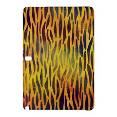 Colored Tiger Texture Background Samsung Galaxy Tab Pro 12.2 Hardshell Case