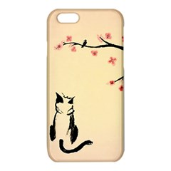 Luck And Patience Cat  iPhone 6/6S TPU Case
