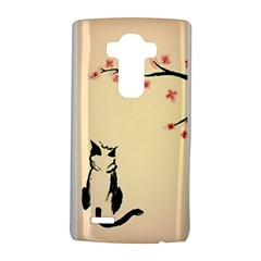 Luck And Patience Cat  Lg G4 Hardshell Case
