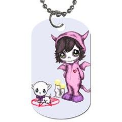 Unprecious Moments part II Dog Tag (Two Sides)