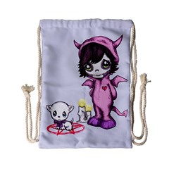 Unprecious Moments part II Drawstring Bag (Small)