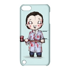 Plushie Bateman Apple iPod Touch 5 Hardshell Case with Stand