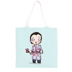 Plushie Bateman Grocery Light Tote Bag