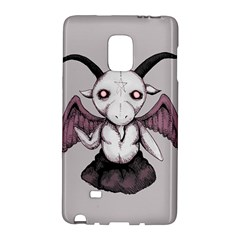Plushie Baphomet Galaxy Note Edge