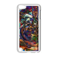 Las Vegas Nevada Ghosts Apple iPod Touch 5 Case (White)