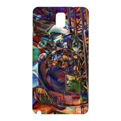 Las Vegas Nevada Ghosts Samsung Galaxy Note 3 N9005 Hardshell Back Case
