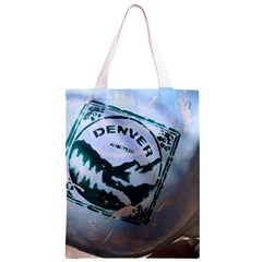 Denver Colorado Downtown Public Art Classic Light Tote Bag
