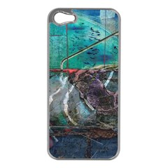 Vegas The Deep End  Apple iPhone 5 Case (Silver)