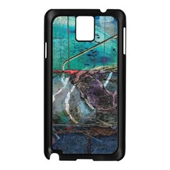 Vegas The Deep End  Samsung Galaxy Note 3 N9005 Case (Black)