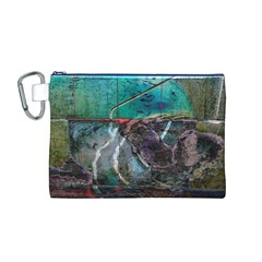 Vegas The Deep End  Canvas Cosmetic Bag (M)