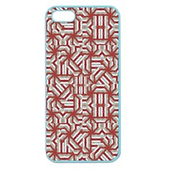 Interlace Tribal Print Apple Seamless iPhone 5 Case (Color)