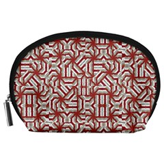 Interlace Tribal Print Accessory Pouches (Large)