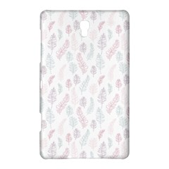 Whimsical Feather Pattern, soft colors, Samsung Galaxy Tab S (8.4 ) Hardshell Case