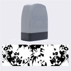 Tropical Design With Flamingo And Palm Tree Name Stamps