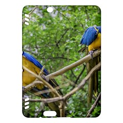 South American Couple Of Parrots Kindle Fire HDX Hardshell Case
