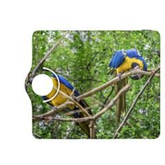 South American Couple Of Parrots Kindle Fire HDX 8.9  Flip 360 Case
