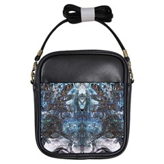 Lost In The Mirror  Girls Sling Bags