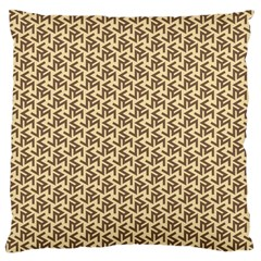 Braided Pattern Large Cushion Case (One Side)