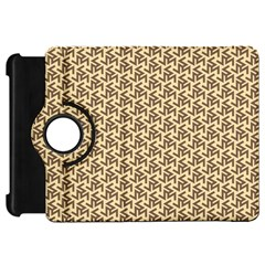 Braided Pattern Kindle Fire HD Flip 360 Case