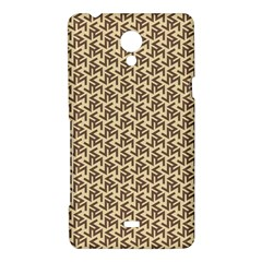Braided Pattern Sony Xperia T