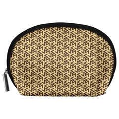 Braided Pattern Accessory Pouches (Large)