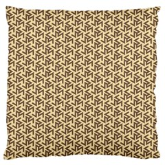 Braided Pattern Standard Flano Cushion Case (Two Sides)