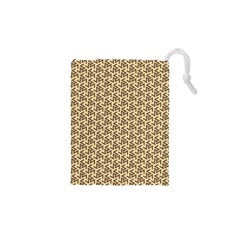 Braided Pattern Drawstring Pouches (XS)