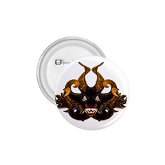Demon Tribal Mask 1.75  Buttons
