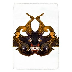 Demon Tribal Mask Flap Covers (s)
