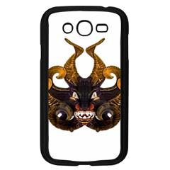 Demon Tribal Mask Samsung Galaxy Grand DUOS I9082 Case (Black)