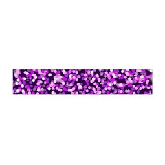 Purple Rain Flano Scarf (Mini)
