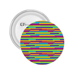 Colorful Stripes Background 2.25  Buttons