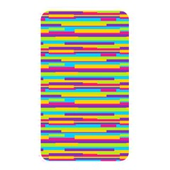 Colorful Stripes Background Memory Card Reader