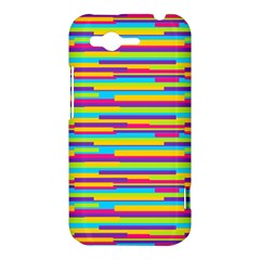 Colorful Stripes Background HTC Rhyme