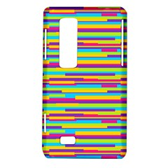 Colorful Stripes Background LG Optimus Thrill 4G P925