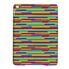 Colorful Stripes Background iPad Air 2 Hardshell Cases