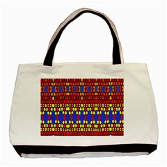 Egypt Star Basic Tote Bag (two Sides)