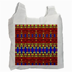 Egypt Star Recycle Bag (two Side)