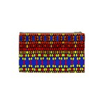 Egypt Star Cosmetic Bag (Small)  Back