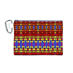 Egypt Star Canvas Cosmetic Bag (M)