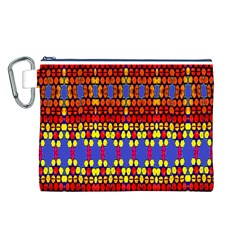 Egypt Star Canvas Cosmetic Bag (L)