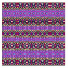 TESLA Large Satin Scarf (Square)
