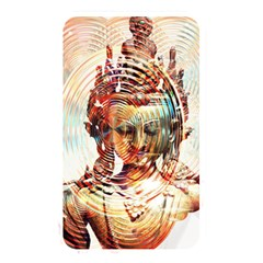 Dakini Goddess Copper Metallic Memory Card Reader