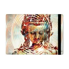 Dakini Goddess Copper Metallic iPad Mini 2 Flip Cases