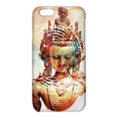 Dakini Goddess Copper Metallic iPhone 6/6S TPU Case