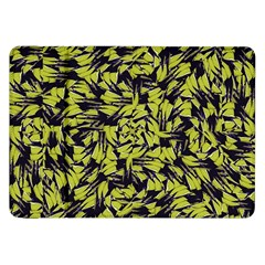 Modern Abstract Interlace Samsung Galaxy Tab 8.9  P7300 Flip Case
