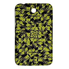 Modern Abstract Interlace Samsung Galaxy Tab 3 (7 ) P3200 Hardshell Case